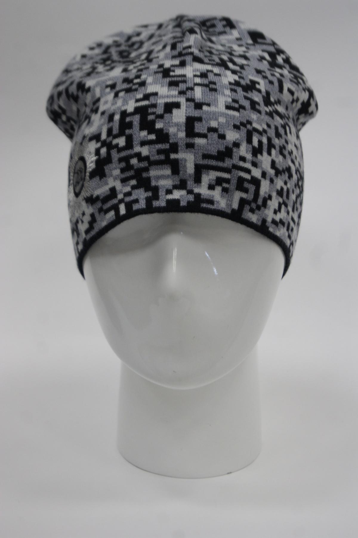 Шапка колпак декорированная вышивкой